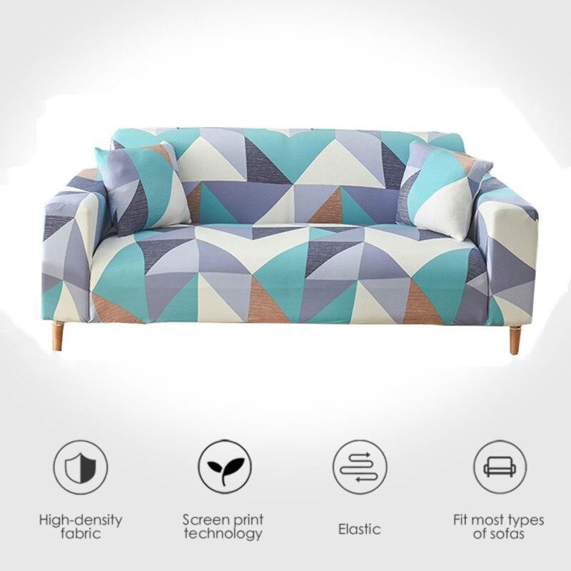 funda sofá cubierta de sofa funda para sofá de esquina elástica impermeable...