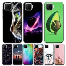 For OPPO F17 Case Universe Style Back Cover For OPPO F17 6.44