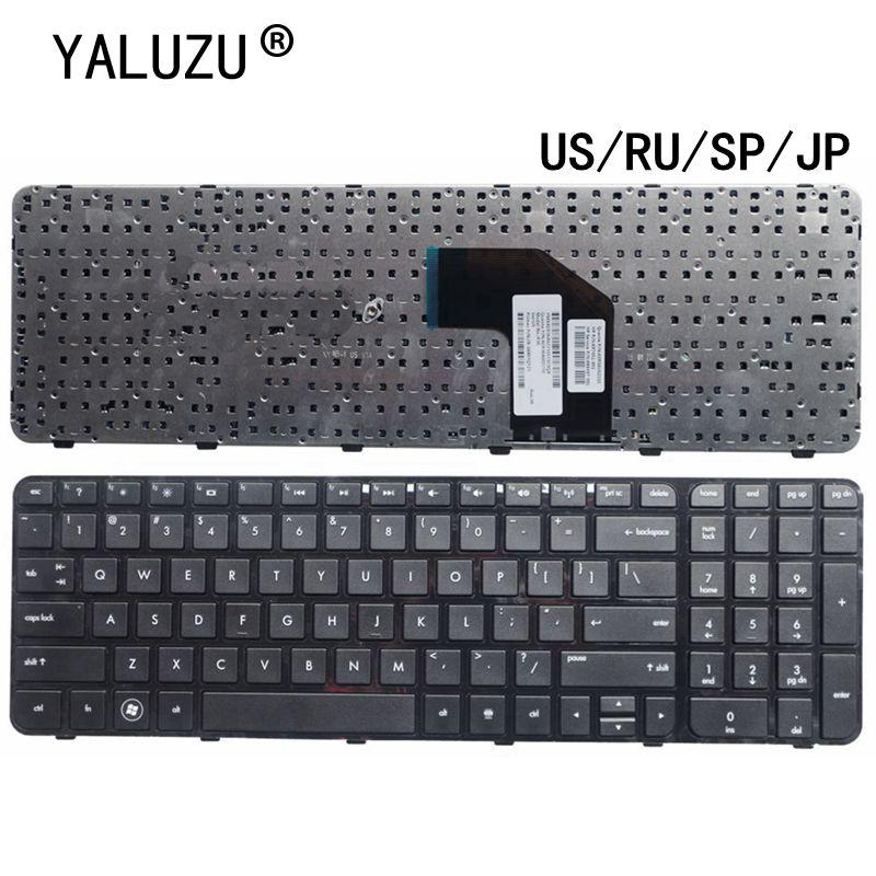 US/RU/SP/JP Laptop Keyboard FOR HP Pavilion G6 G6-2000 G6-2328tx G6-2301ax G6-2163sr G6Z-2000 R36 700271-031 97452-031