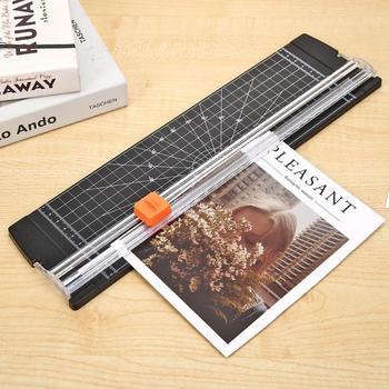 A4 Machine de découpe de papier coupe-papier Art tondeuse artisanat Photo Scrapbook lames bricolage bureau maison papeterie couteau