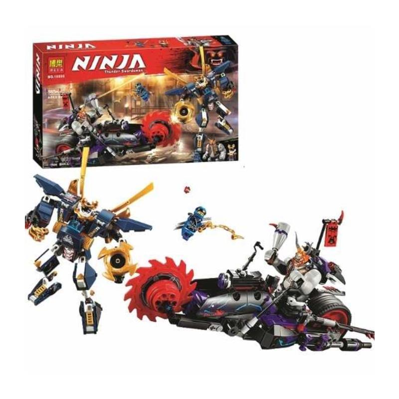 AliExpress - 565pcs 10805 d Killow Vs. Samurai X Mecha Model Building Blocks Bricks With Figures Toys DIY Children Birthday Gifts