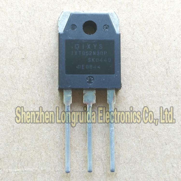 10 Uds IXTQ52N30P IXTQ52N30-247 TRANSISTOR MOSFET 52A 300V