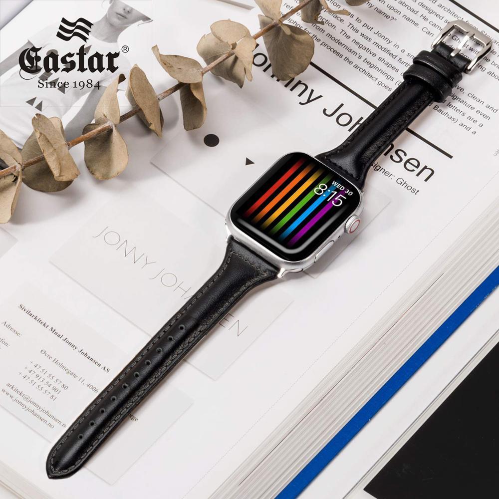 Slim Fit women strap For Apple Watch series 1/2/3 For Apple Watch Band 42mm 38mm Bracelet strap for