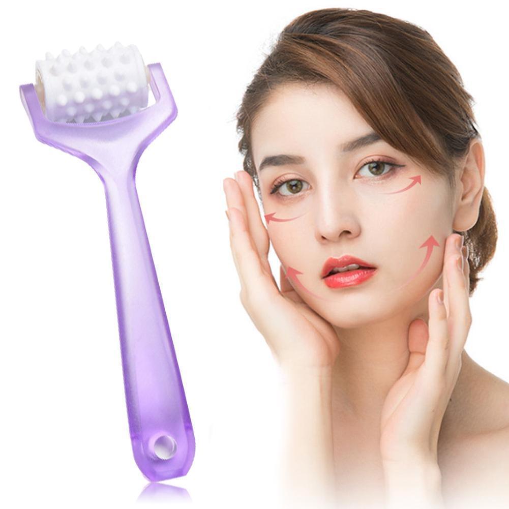 1PC Finger Roller Massager Gesicht-lift Massager Gesicht Entspannung Bueaty Schlanker Körper Mini Schönheit Former Finger Massage Werkzeuge t8N2