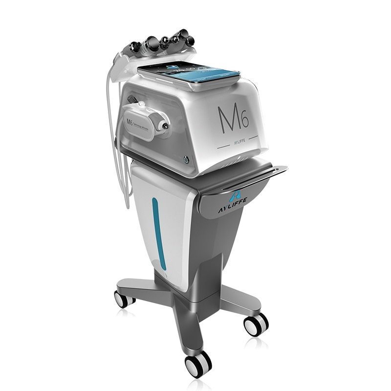 2021 latest needle-free ultrasonic injection skin care anti-wrinkle beauty equipment