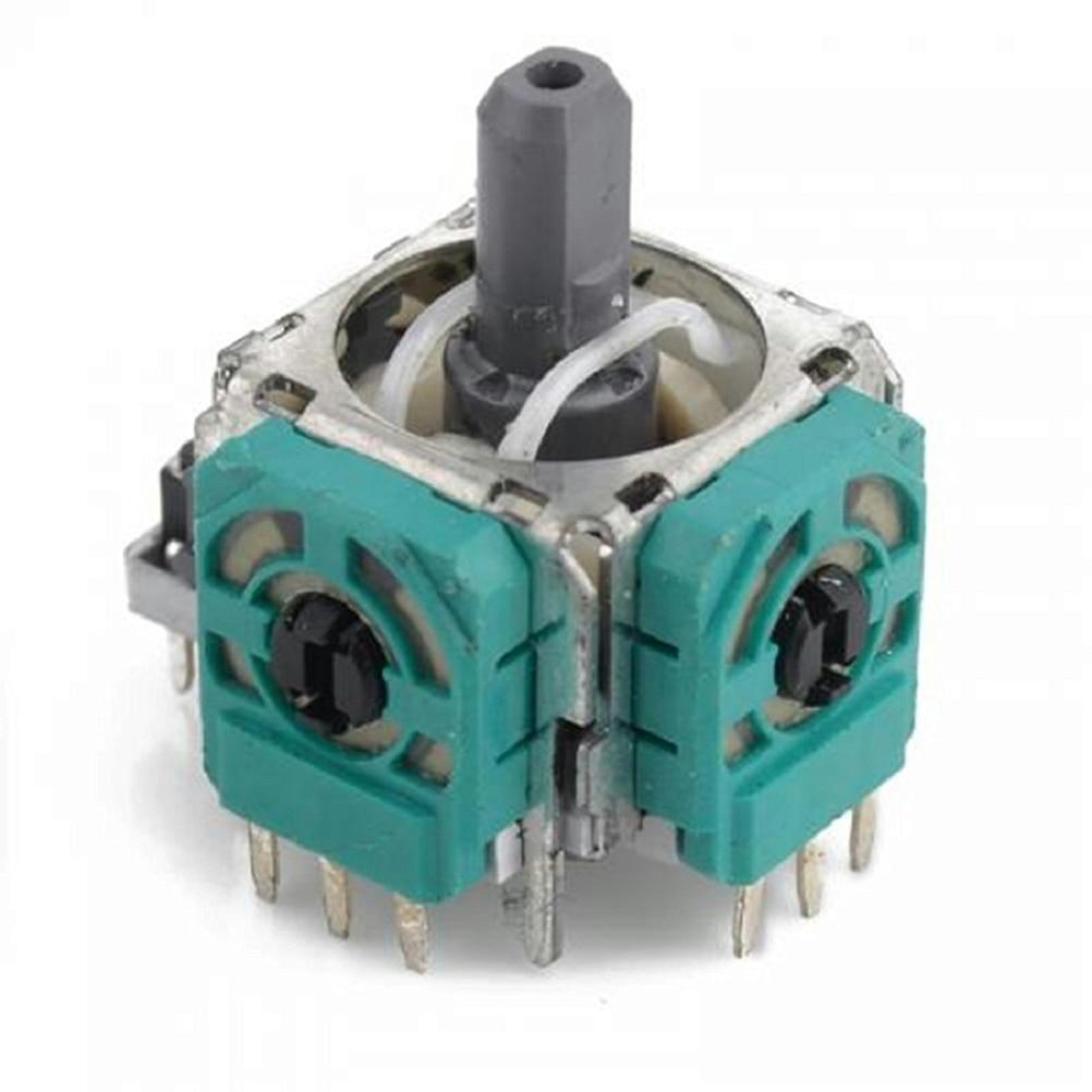 For Playstation 4 PS4 Controller Repair New 3D Analog Joystick 3 Pin Sensor Module Potentiometer with Thumb Sticks
