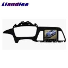 HYUNDAI SONATA LF 2015 ~ 2019 LiisLee voiture   Écran multimédia, DVD GPS, Audio, Hi-Fi, Style Original, Navigation, avancé