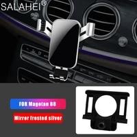 phone holder for volkswagen vw magotan b8 special navigation high quality mobile phone holder bracket support car accessories