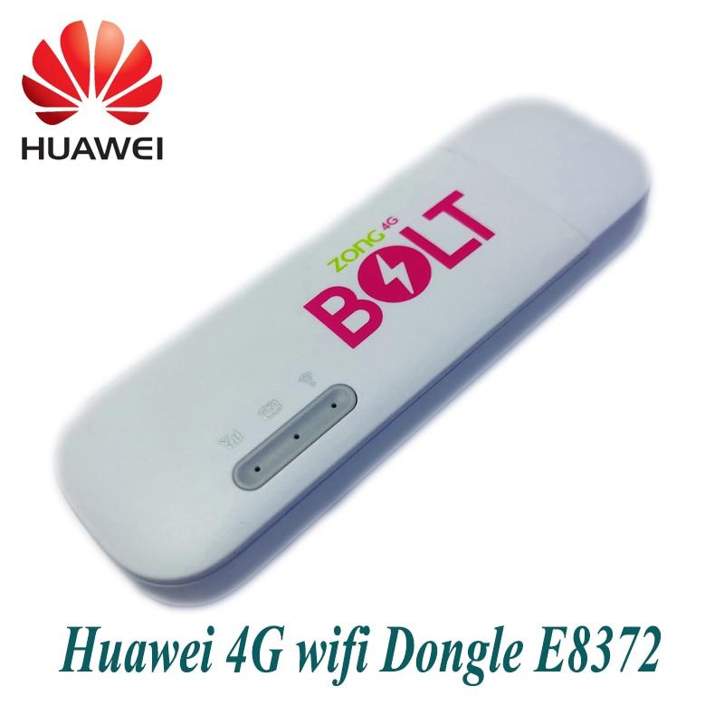 HUAWEI E8372 4G USB WIFI ключ 4G Автомобильный WIFI E8372h-153 разблокированный FDD800/900/1800/2100/2600MHZ Бесплатная доставка WIFI роутер