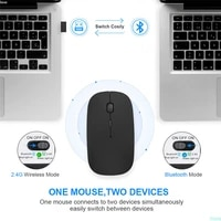 wireless bluetooth mouse rechargeable mouse wireless computer silent mause ergonomic mini mouse usb optical mice for pc laptops