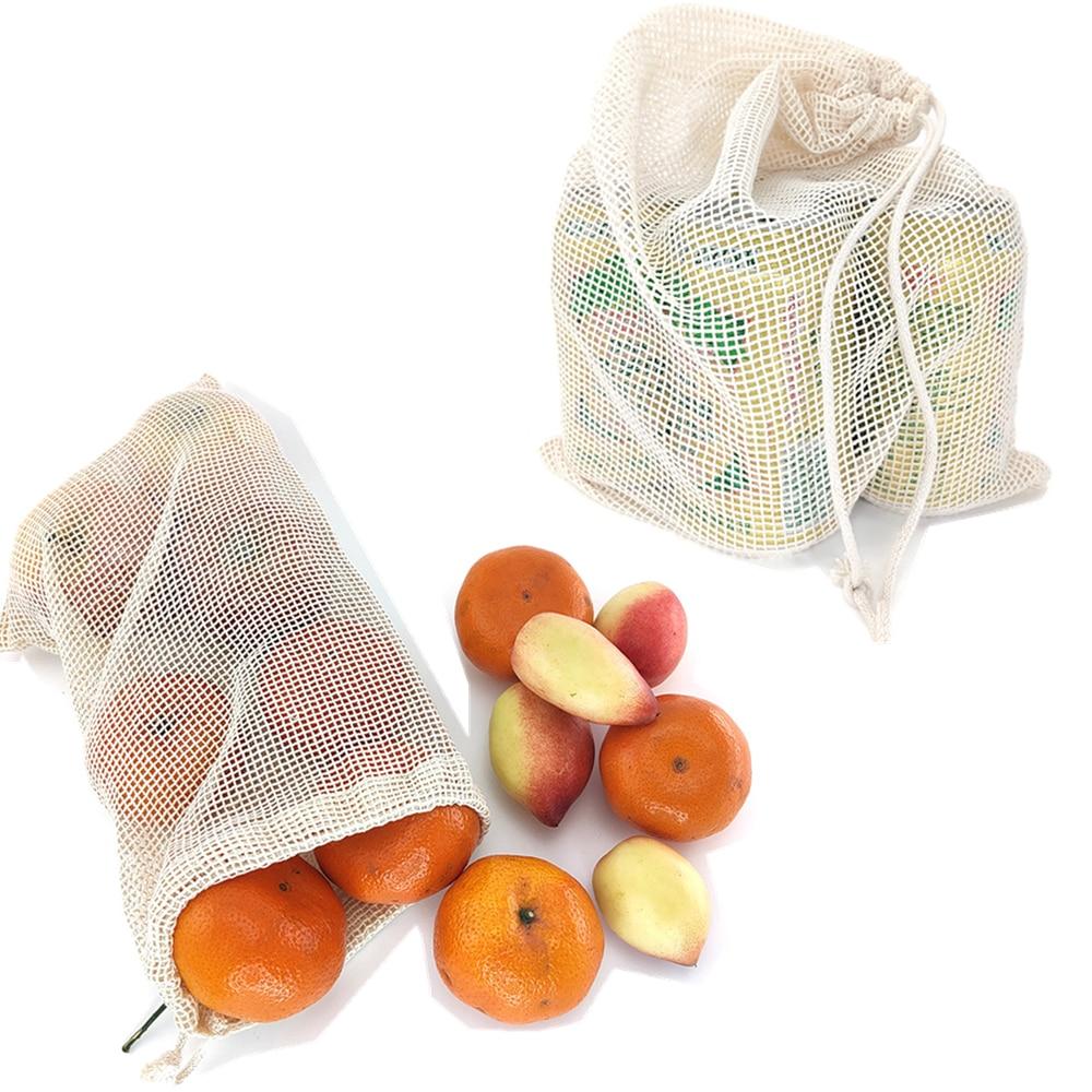 Sac de shopping Simple, pochette en filet de fruits, sac à bandoulière Simple, sac tissé creux, sac écologique de supermarché portable, sac de plage
