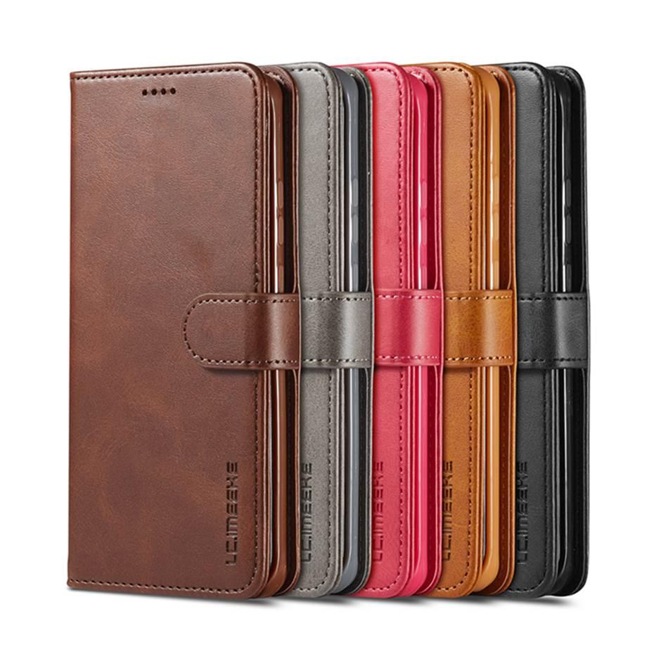 Flip Leather Case For Huawei P40 P30 P20 P10 P9 P20 Pro Honor 8X 10 Lite Pro 2019 Coque Case For Huawei Mate 20 30 10 9 Pro Case