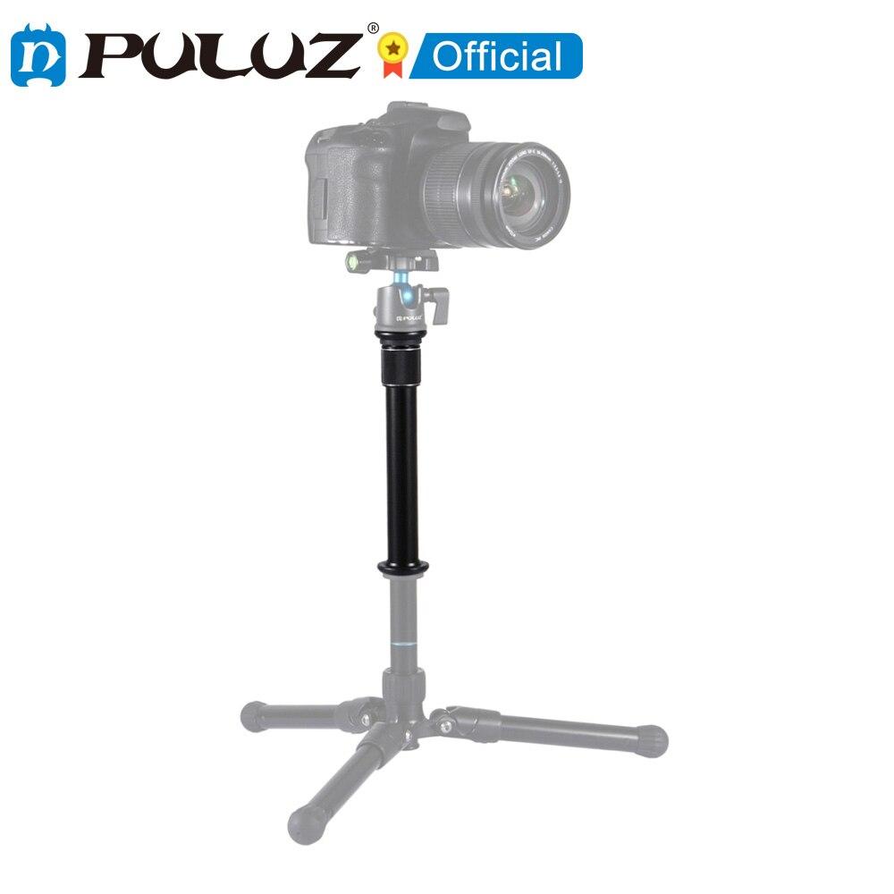 PULUZ-Soporte de trpode para cmara de decoración y de monopodo ajustable de...