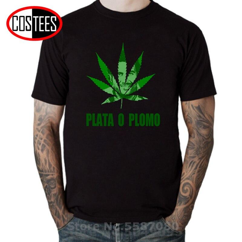 Camiseta con diseño de Negan de Plata O Plomo para Hombre y...