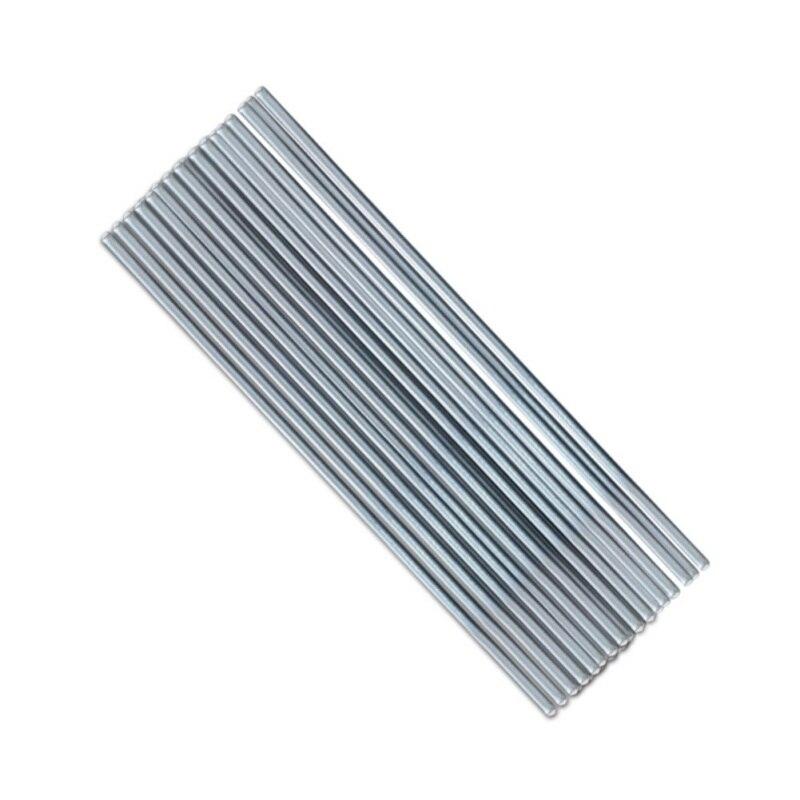 Nuevo 33 CM * 0,2 CM baja temperatura Alambre de soldadura de aluminio electrodo de soldadura fundente núcleo de aluminio Electrodo Multi-herramientas N08