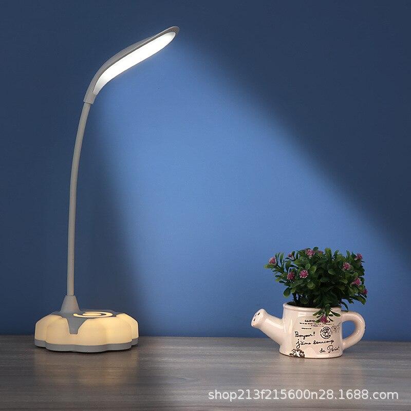 LED protección ocular lectura estudiantes aprendizaje lámpara de escritorio manguera Material ABS sección de carga fabricantes Venta Directa