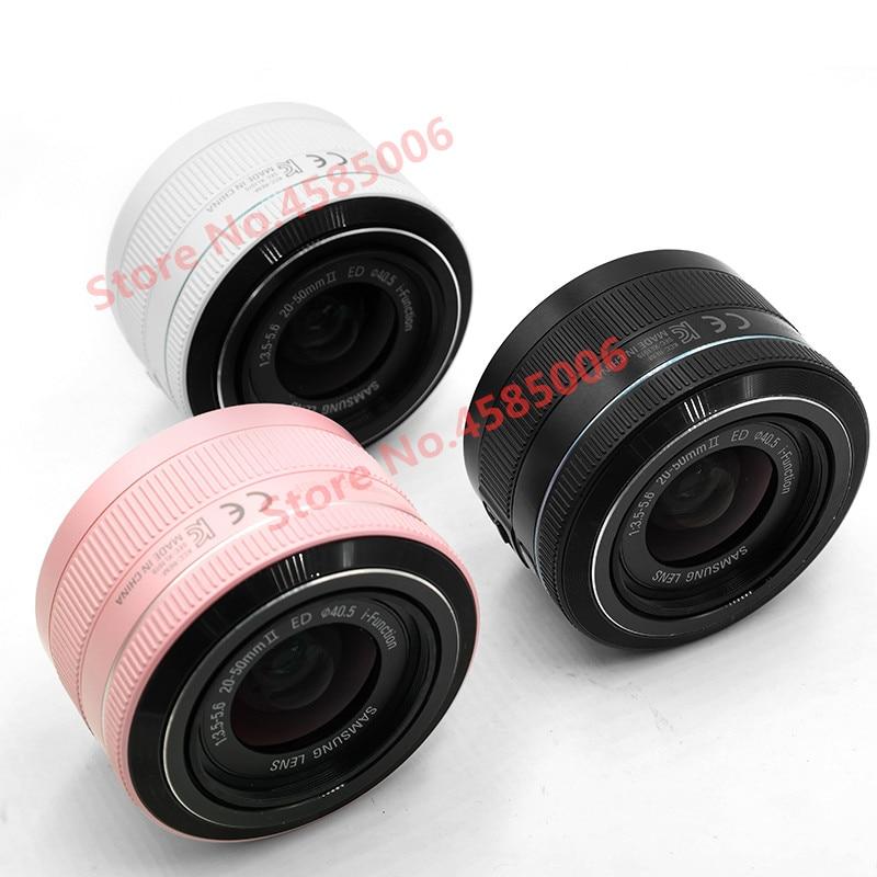 95% novo para samsung original 20-50mm f/3.5-5.6 ed lente zoom nx1100 nx2000 nx210 nx300 nx1000