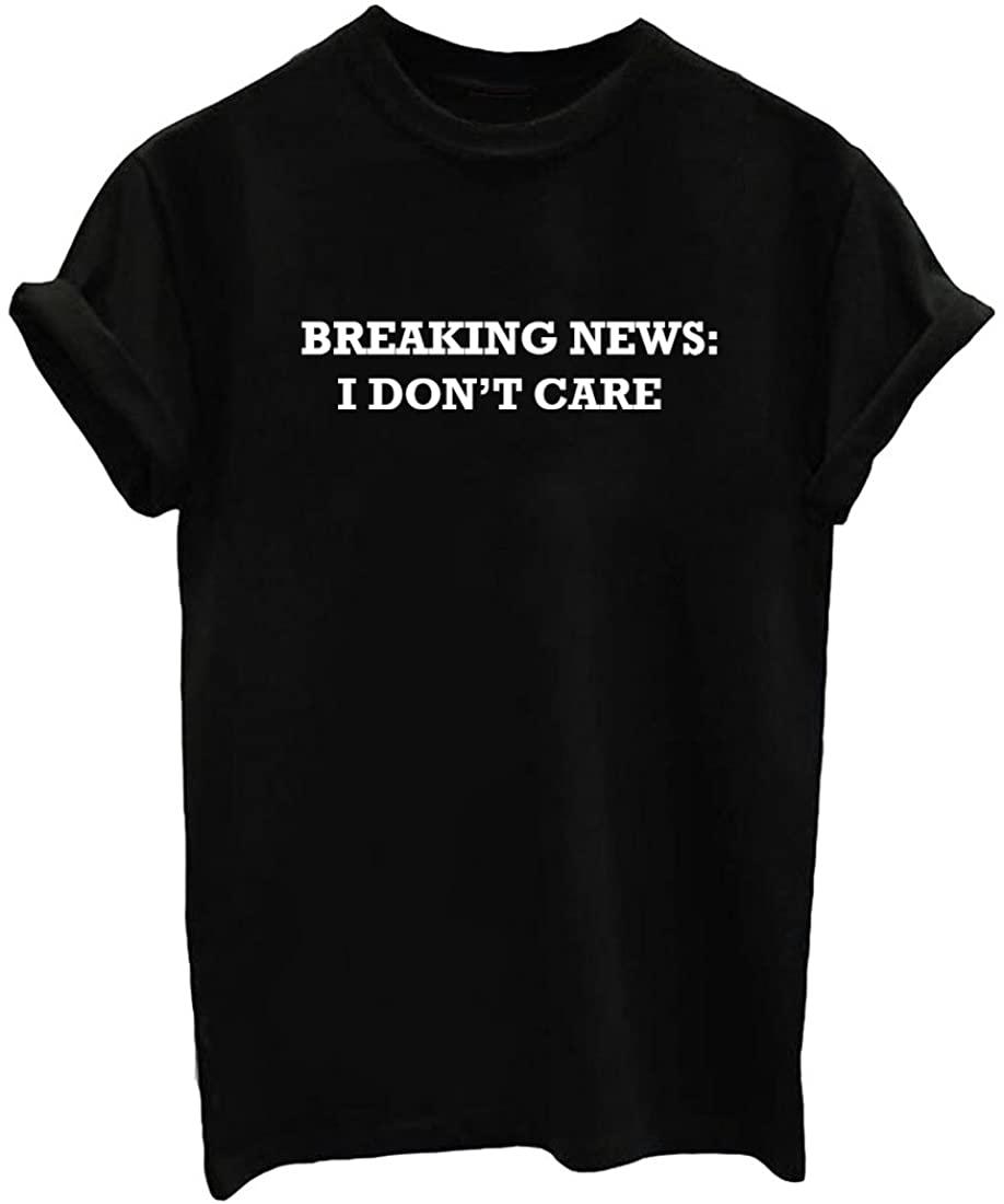 Camiseta de Chica adolescente para Hombre y mujer, Camiseta divertida de moda...