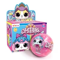 eakioriginal surprise doll cute pet vision blind box baby girl toys for kids dolls with original box children birthday gift