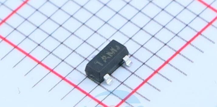 Transistor MMBT3904 1 100-300 S9013 L (120-200) MMBT3906LT1G S8050 (200-350) SS8050 Y1 200-350MMBT5401 200-300 SOT-23 (SOT-23-3