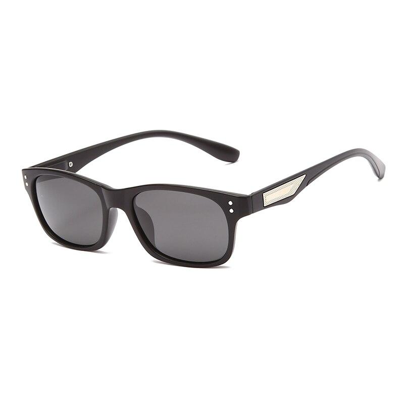 2020 Fashion Polarized Sunglasses Men Women Brand Design Driving Square Frame Sun Glasses Male Goggle Polaroid Sunglass UV400