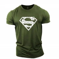 mens and womens fitness t shirt outdoor sports 3d short sleeve o neck t shirt summer new style 2021