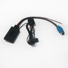 Biurlink-adaptateur câble Audio Bluetooth 150CM   Pour la voiture, câble Bluetooth CM, câble mains libres pour Alpine 105E, pour Smartphone appel