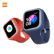 Original Xiaomi MiTU kinder Smart Uhr 4G 1,3 Zoll 2MP GPS Kind Uhr IPX7 Wasserdichte Kinder AI Studium smartwatch