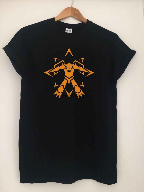 Wargreymon Digimon inspirado adultos unisex camiseta hombres camiseta
