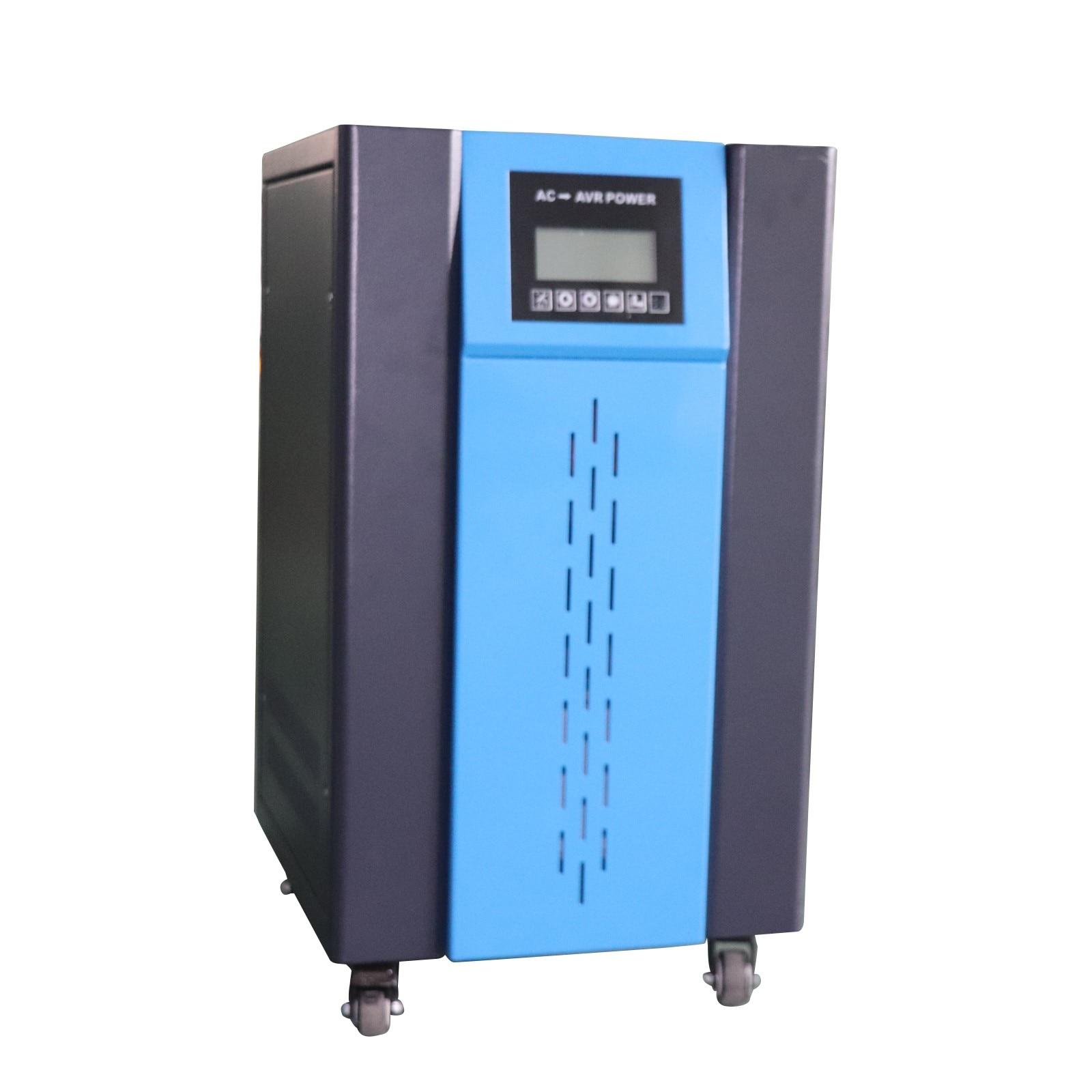 30 kva AVR 220v ac voltage stabilizer 3 phase 380v ac compensated automatic voltage regulator