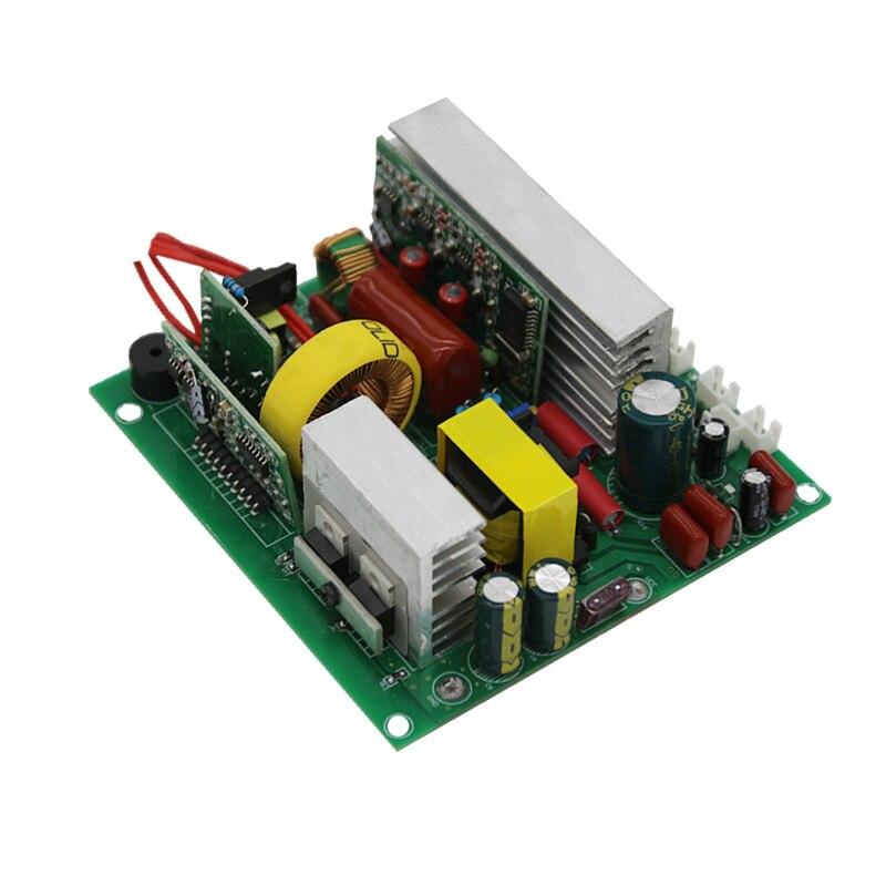 12V 24V 48V 60V a 220V cabeza del inversor de coche batería de litio integrado máquina inversor placa de circuito