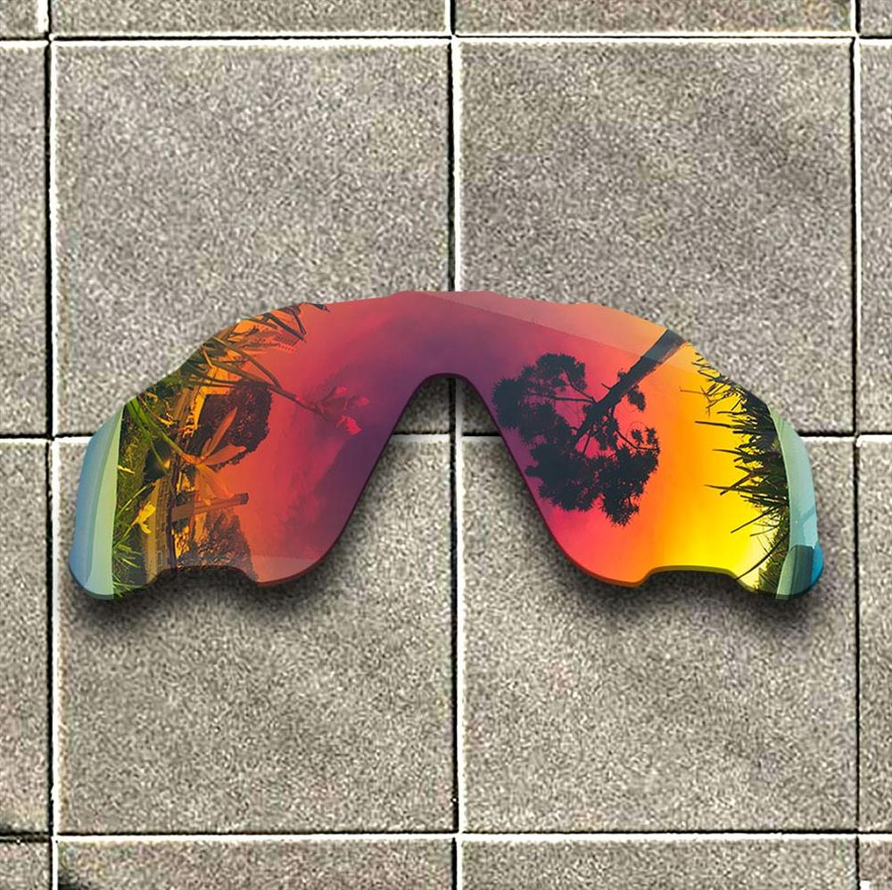 Gafas de sol polarizadas de medianoche lente de repuesto para-Marco de quijada 100% protección UV buena aptitud