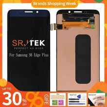 "5,7 ""para Samsung Galaxy S6 EDGE Plus G928 G928F LCD G928V LCD pantalla táctil digitalizador montaje G928 G928V repuestos piezas"