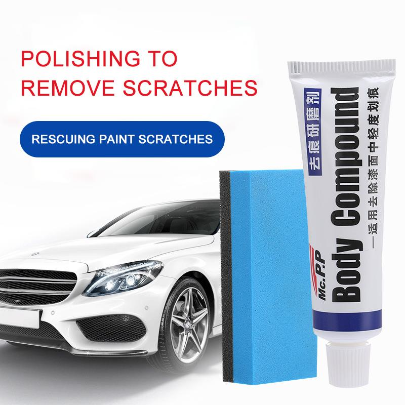 Car Body Scratch Repair Wax Paint Care Wax Auto Polishing Grinding Compound Paint Paste Set Car Styling Fix It Pro Repair Kit body compound scratch paint care repair sealer set grinding paste repair kits and headlamp restoration kit for car light clean