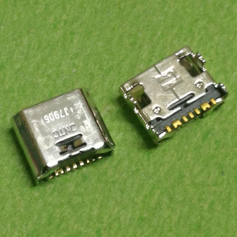 7 Pin Mobile Charging Port For Samsung Galaxy Tab A T280 T285 T580 T585 Tab E T560 SM-T561 Tab 3 Lit
