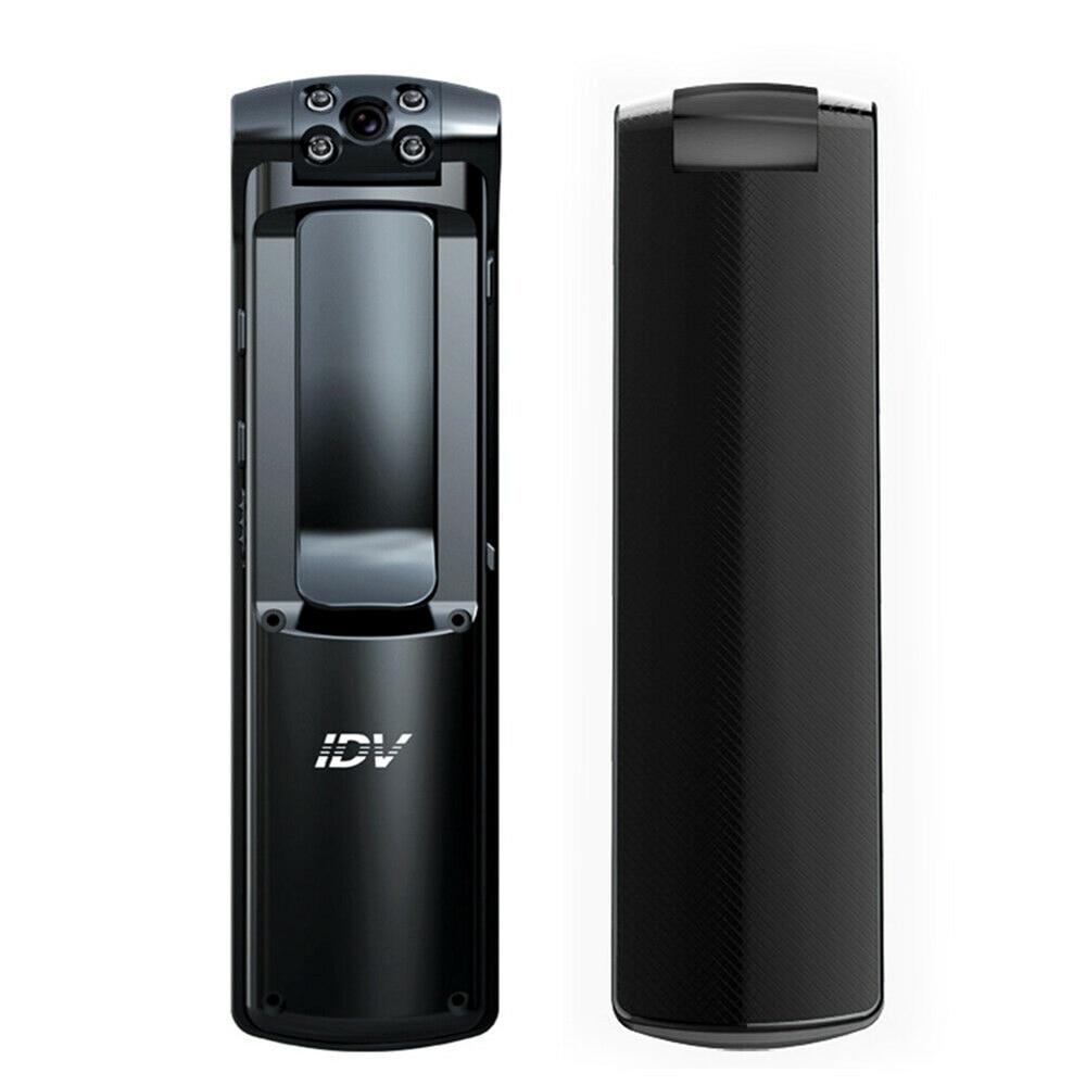 4K كاميرا صغيرة لاسلكية واي فاي كاميرا فيديو صغيرة كاميرا على شكل قلم الجسم كام يرتديها كاميرا حلقة تسجيل كام كشف الحركة