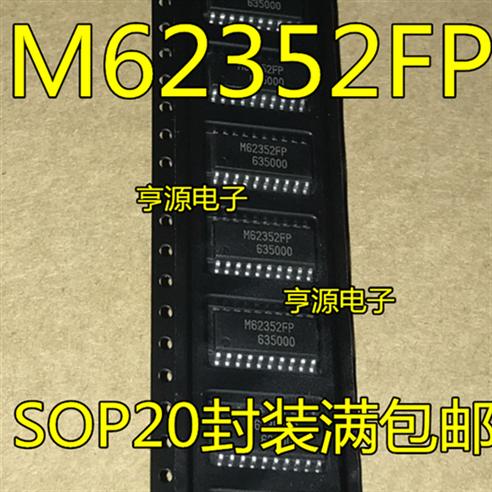 M62352 M62352FP SOP-20
