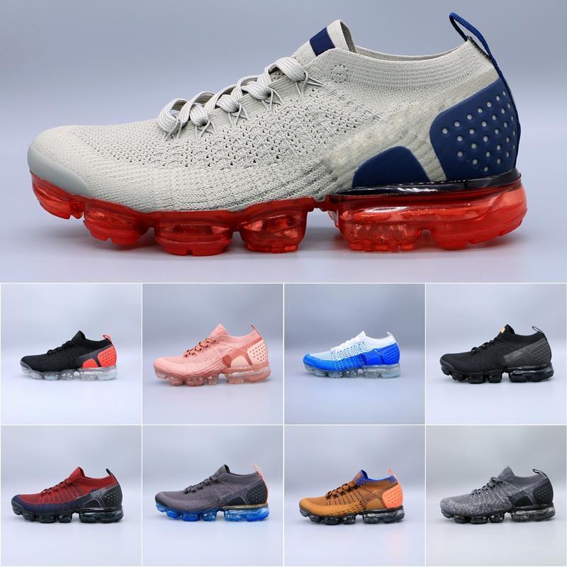Chaussures de course pour hommes et femmes, air fly 2020, baskets de sport, d'athlétisme, de Jogging, de marche et d'extérieur,