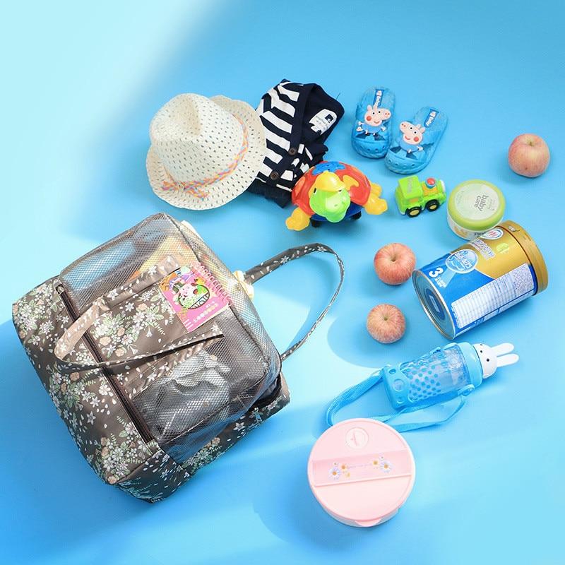 Sacs de natation imperméables sac de plage en PVC Transparent sport voyage sac de rangement de bain maillot de bain organisateur de toilette