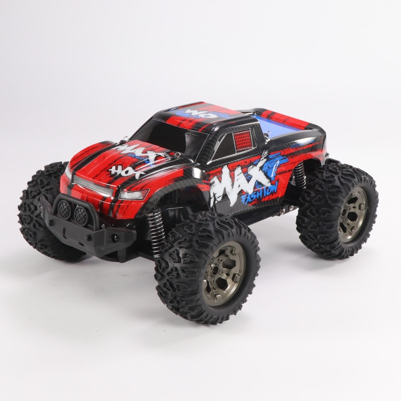 Vehículo todoterreno profesional de cuatro ruedas RC Drift, vehículo teledirigido CVT para adultos, juguete especial de carreras