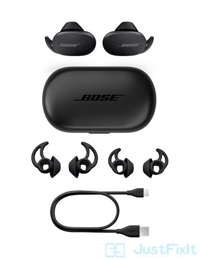 Bose QuietComfort سماعات أذن مزودة بخاصية إلغاء الضوضاء-سماعات أذن لاسلكية حقيقية 5.1 TWS واقي أذن رياضي مقاوم للماء سماعة رأس مزودة بميكروفون