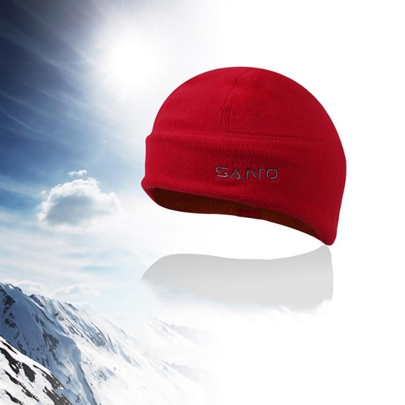 Hombre mujer invierno suave cálido gorro Polar reloj gorra a prueba de viento grueso gorro para Oudoor esquí escalada Camping senderismo