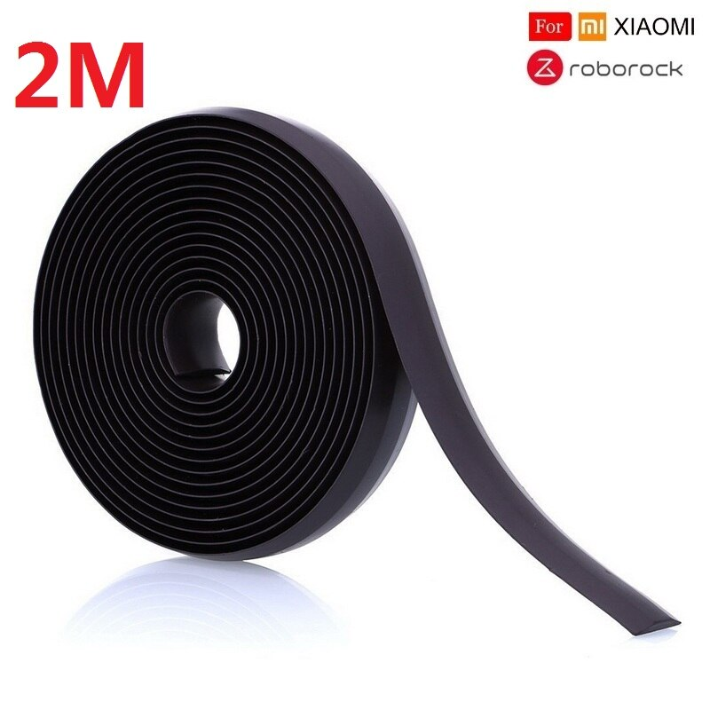 AGV - Virtual magnetic stripe wall for XIAO MI MI ROBOROCK Vacuum Cleaner 2M Wall accessory for sweeping Robot restrict robot