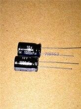 20 teile/los Higt qualität 10V1000UF 8*12mm 1000UF 10V 8*12 elektrolytkondensator