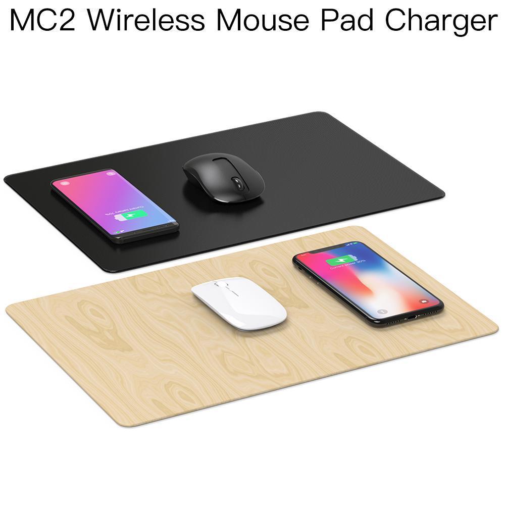 JAKCOM MC2 chargeur de tapis de souris sans fil nouveau produit comme royaume-uni smartwatch galaxy watch active2 mini pc gt 2 table intelligente