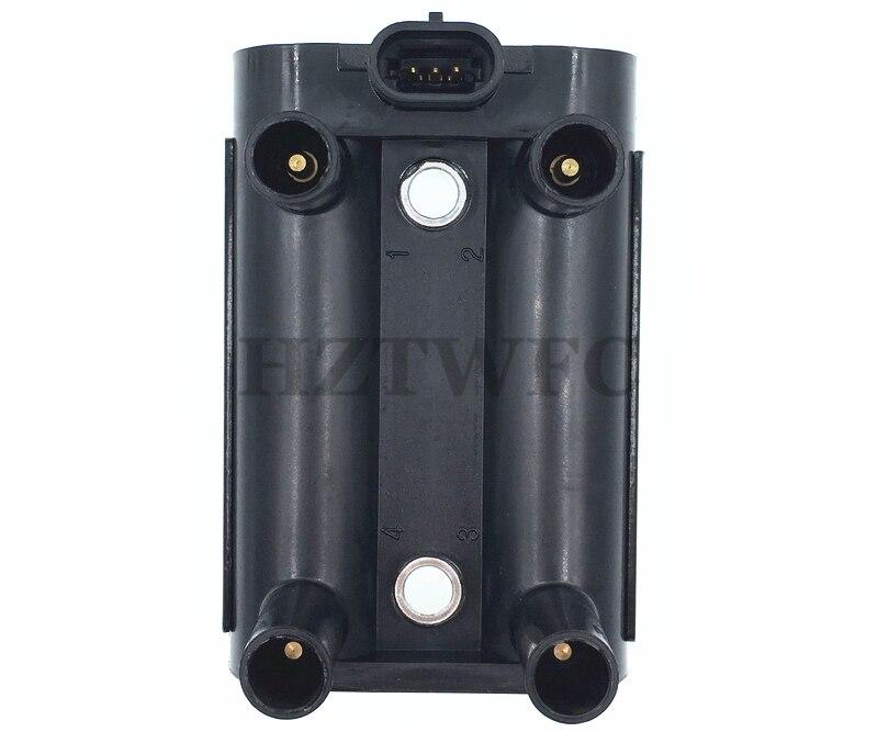 Pack de bobina de encendido de gran calidad para Great Wall SA220 V240 para Pick up X240 Wagon 2,2 L 2,4 L IGC346 19005270 19005236