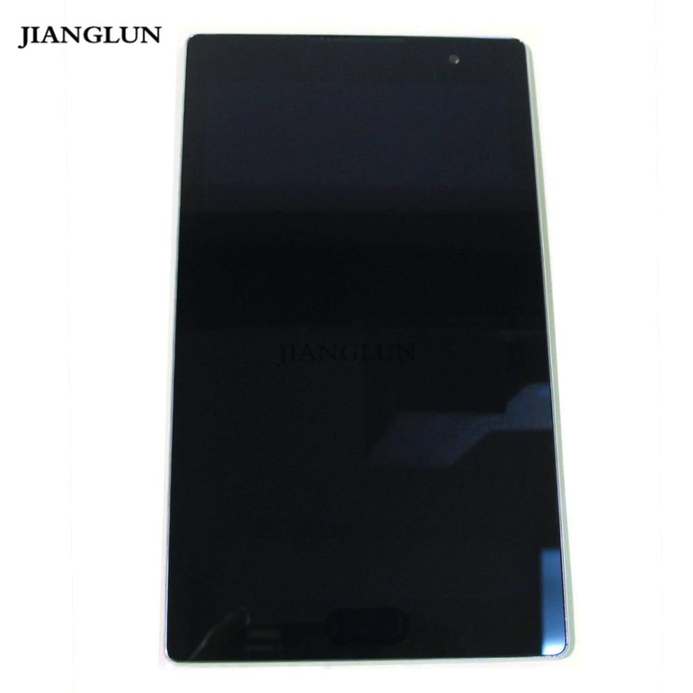 "JIANGLUN para ASUS Zenpad P01Z Z170C LCD digitalizador de montaje de pantalla táctil de 7"""