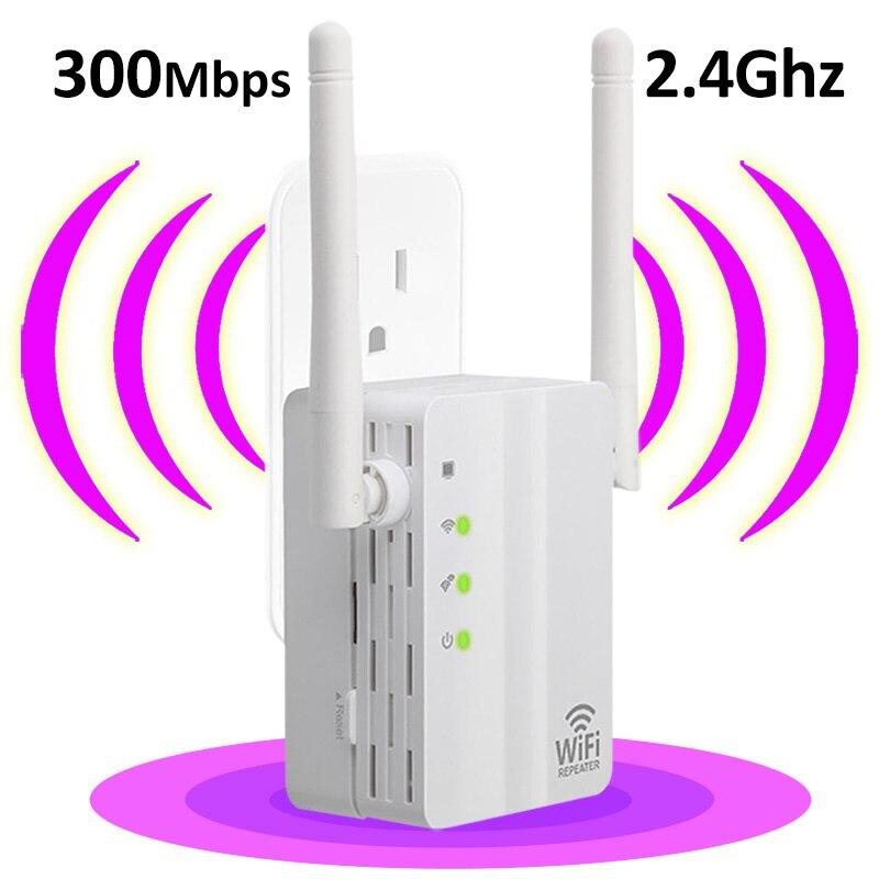 Inalámbrico wi-fi 802.11n 300mbps 2,4g firewall router de la casa repetidor extensor repetidor de refuerzo para xiaomi wi-fi wifi versterk