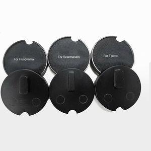 Adapter for easy changing resin polishing pad 3 inch husqvarna terrco scanmaskin