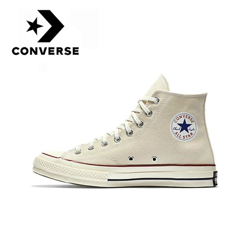Converse Chuck Taylor All Star 70s, couple skateboard shoes, light sail cloth shoes, comfortable and